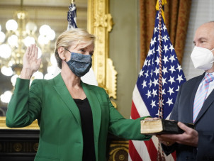 Energy Secretary Granholm: Texas Outages Show Need For Changes To U.S. Force Systems