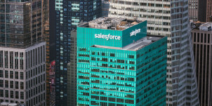 Why Salesforce Stock Dipped on Friday